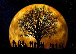 La luna llena en Libra