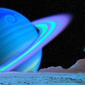Planetas lentos: el tránsito de Júpiter y Saturno
