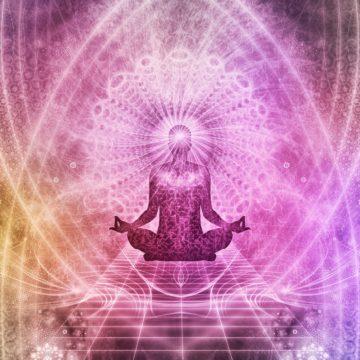 La meditación y los chakras en los canales de energía